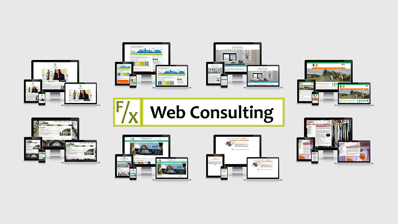 F/X Web Consulting & Worldsoft Image-Video Poster
