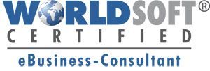 Worldsoft Certified eBusiness-Consultant