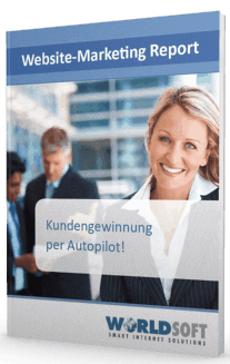Unser kostenloser Website-Marketing-Report