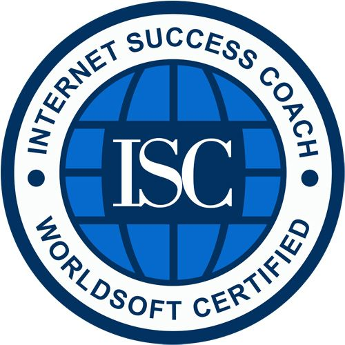 Logo Worldsoft Certified Internet Success Coach (ISC)